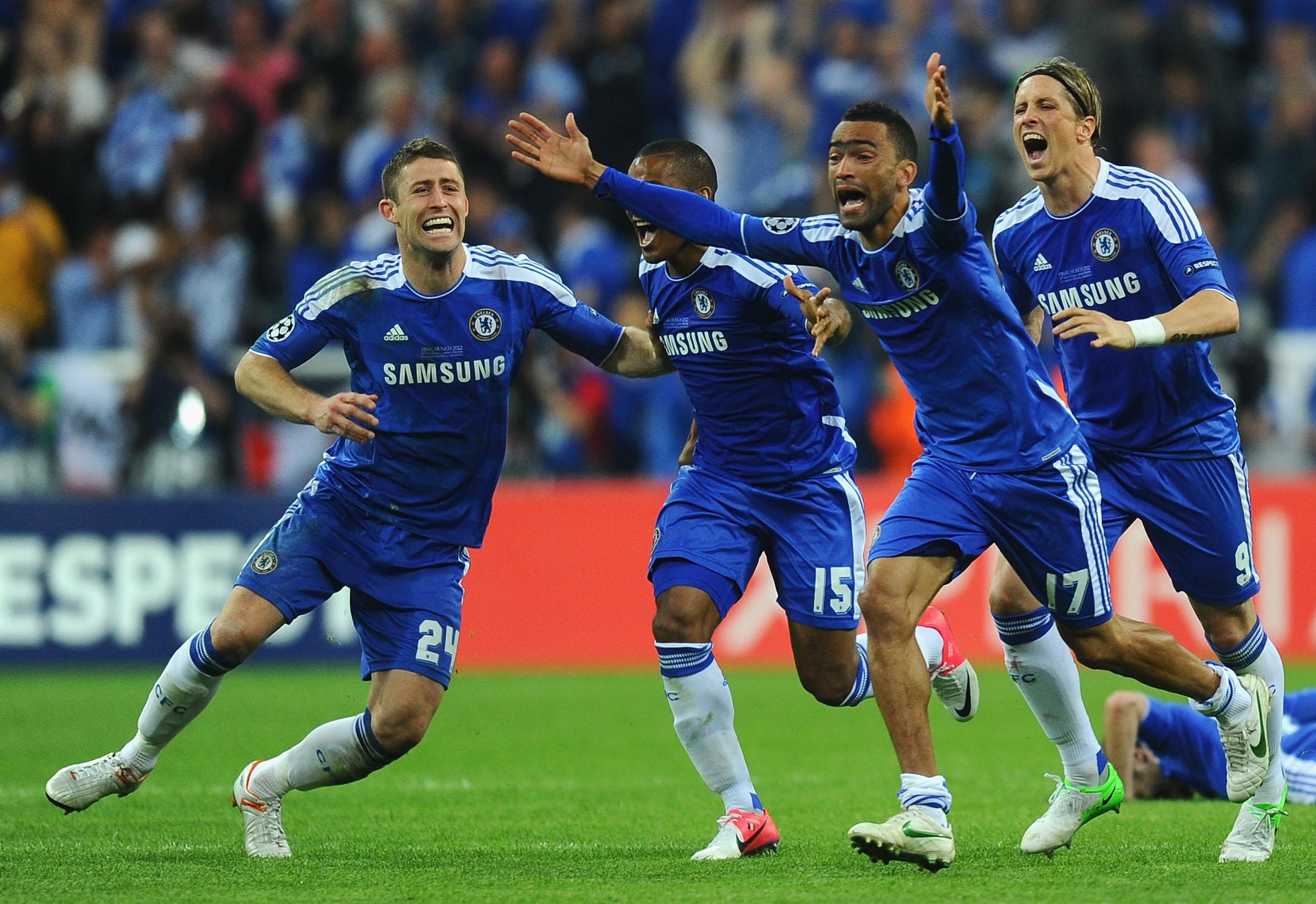 CHELSEA WINS THE UEFA CHAMPIONS LEAGUE 2012 - Scoop Empire