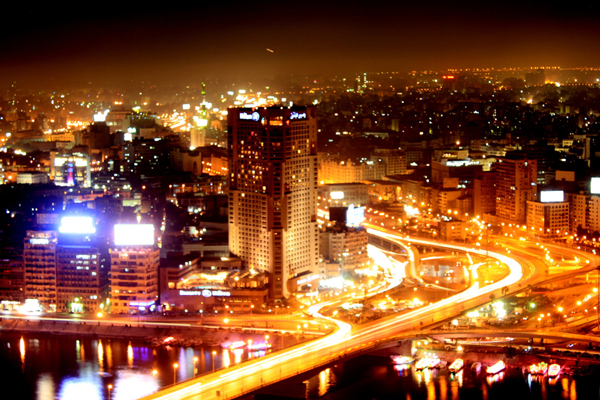 Cairo Voted Num 1 City That Never Sleeps
