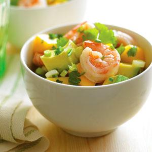 The Recipe: Shrimp & Guacamole Salad