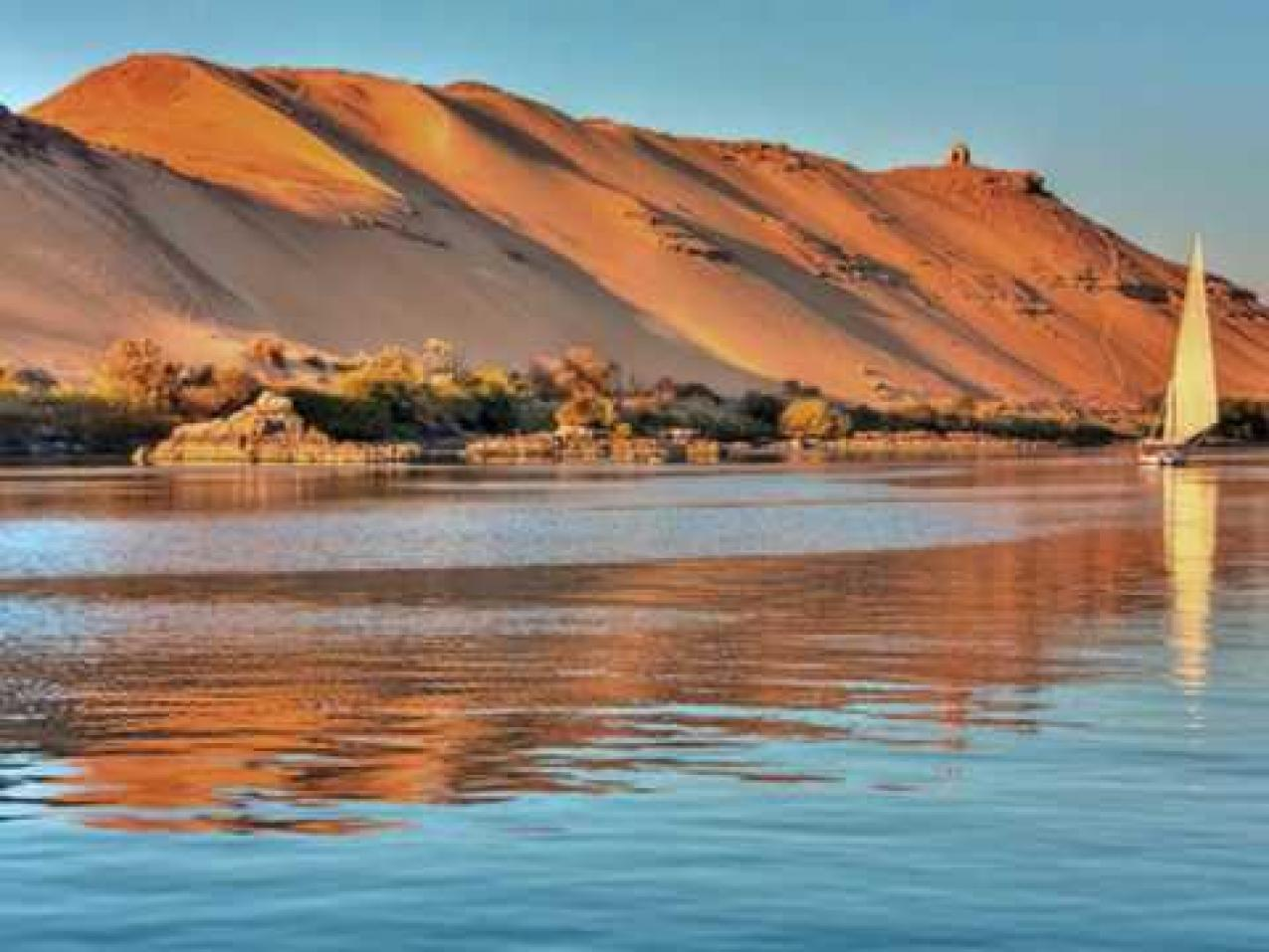 Beautiful Natural Places In Egypt