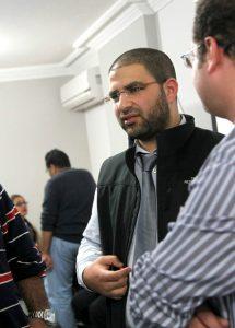 Abdelrahman Wahby (Credit: Interact Egypt)