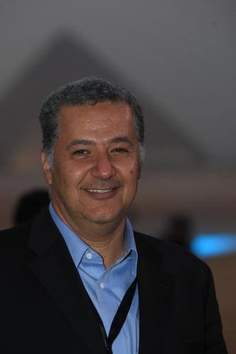 Ali Faramawy, proud Egyptian