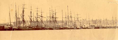 Hokitika, c. 1860s