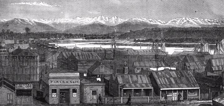 Hokitika, c. late 1800s