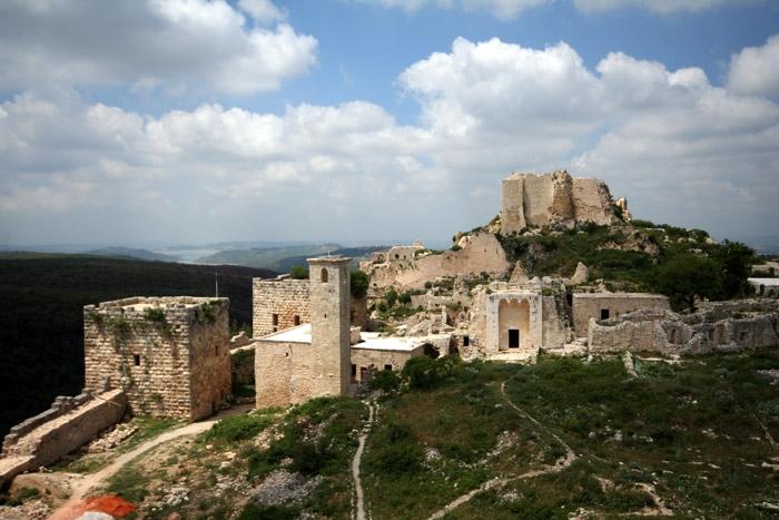 Citadel of Salah El-Din (Source)