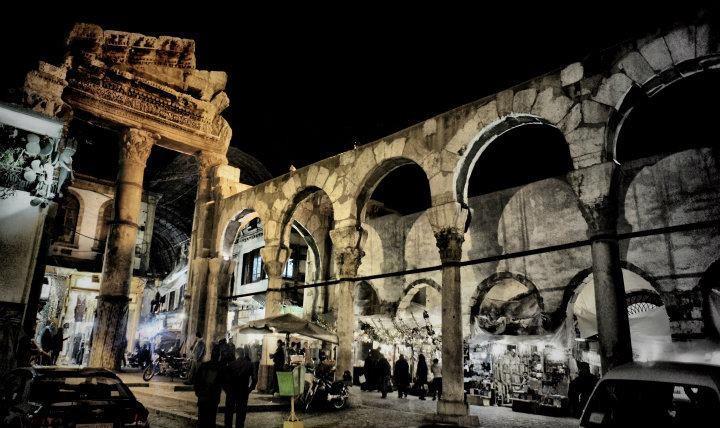 Damascus (Source)