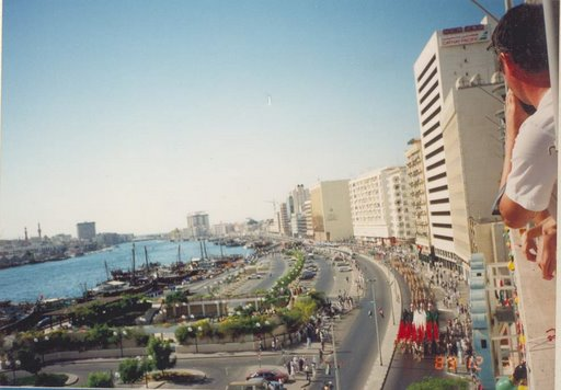 Dubai in Photos: Then and Now