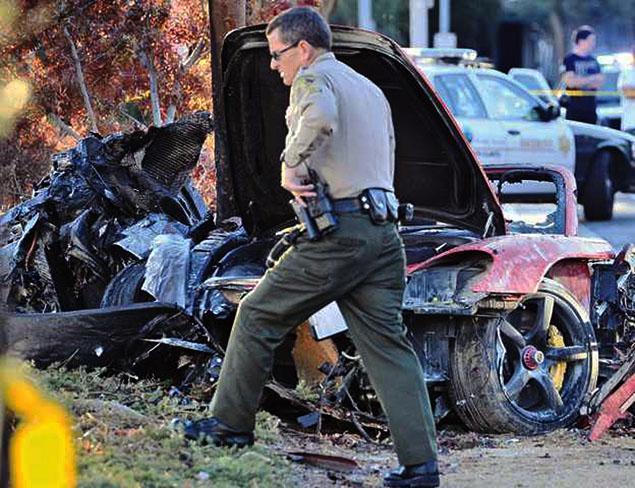 Paul Walker Dies In Fatal Car Accident
