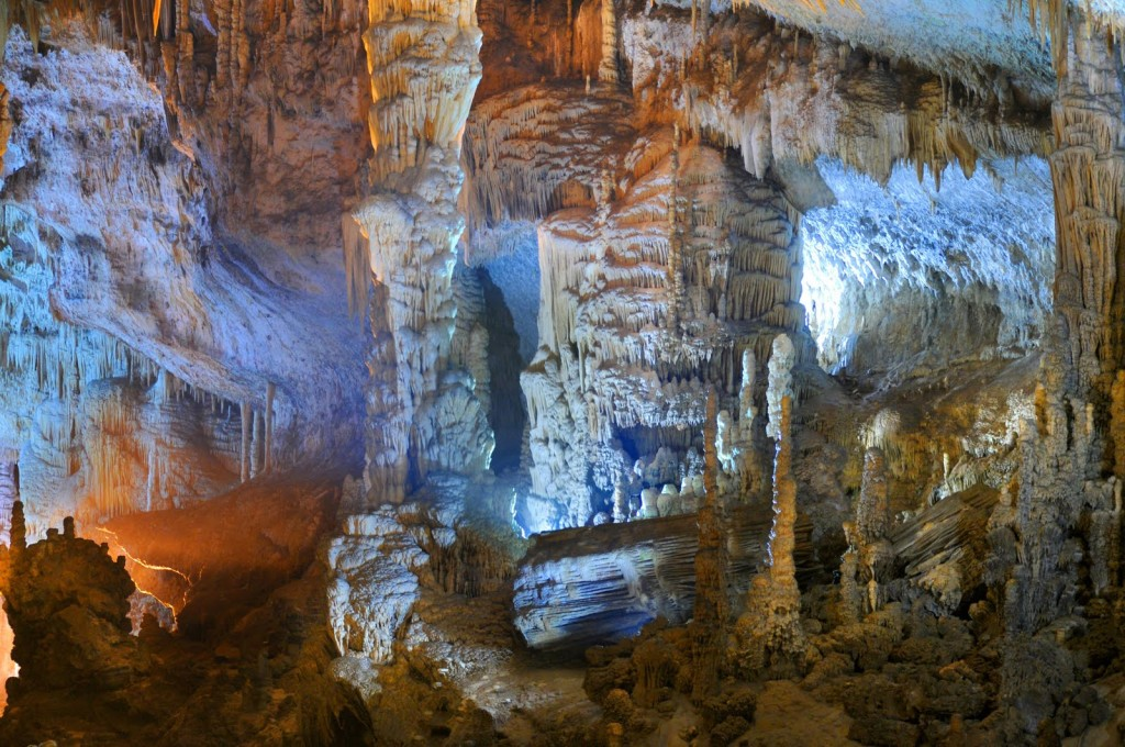 Jeita Grotto (Via)