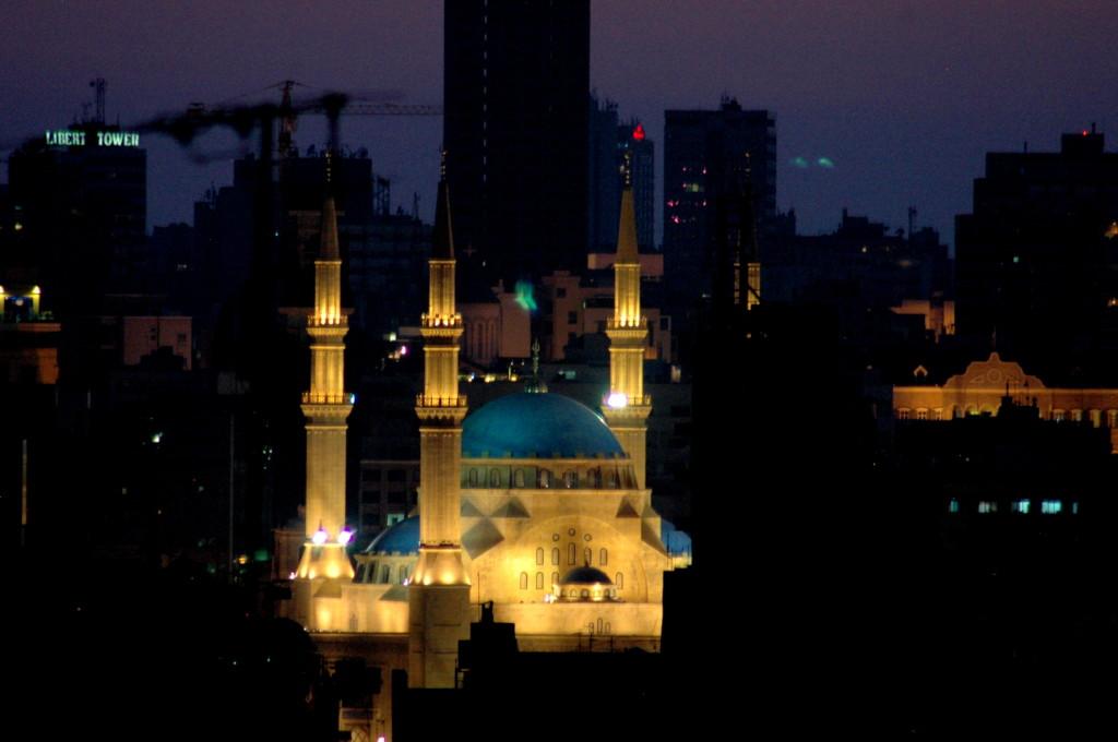 Mohammad Al Amin Mosque (Via)