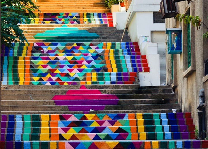 Beirut Street Art (Via)