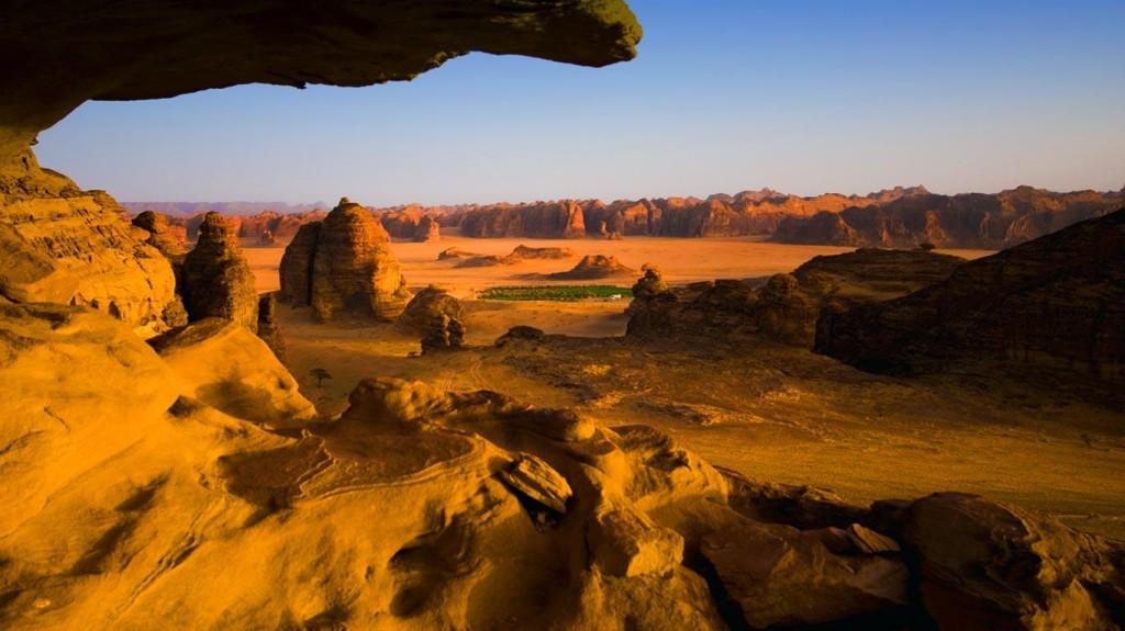 Desert near the oasis city of Al-Ula (Danita Delimont/Gallo Images/Getty Images)