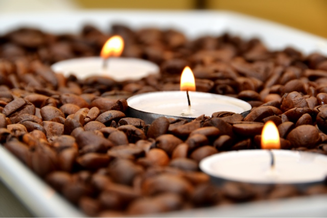 Image result for coffee beans for candles