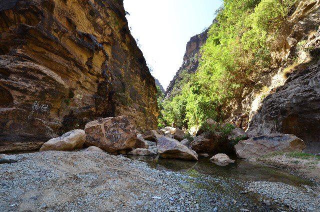 Asir Mountains (Via)