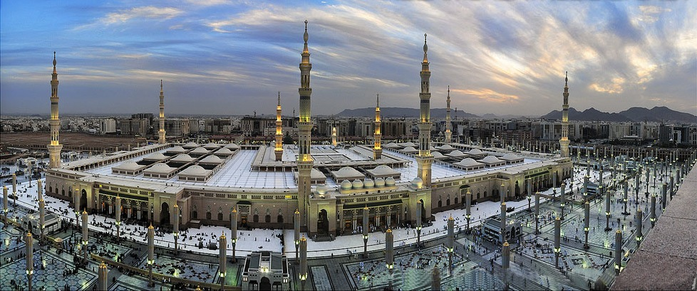 Al Masjid An Nabawi (Via)