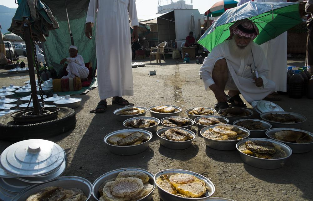 Q&A: Documenting the Oldest Culture in Saudi Arabia Before
