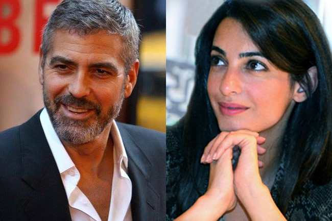 George clooney fiance age - photo#18