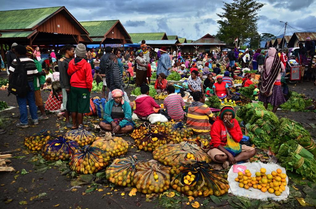 Wamena Market, Papua, Indonesia (Alland Dharmawan Via)