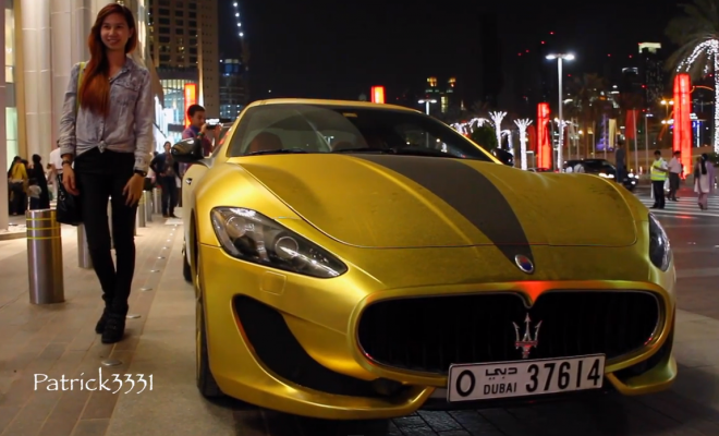 Supercars You Can Only Find In Dubai