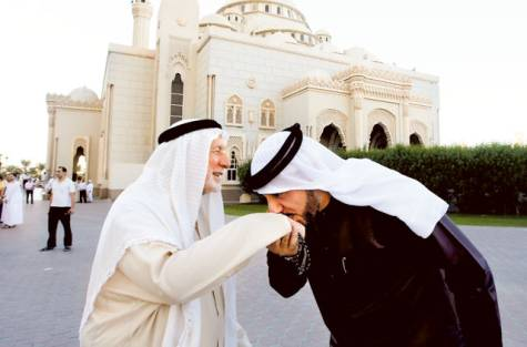 28 Incredible Photos of Muslims Celebrating Eid Around the