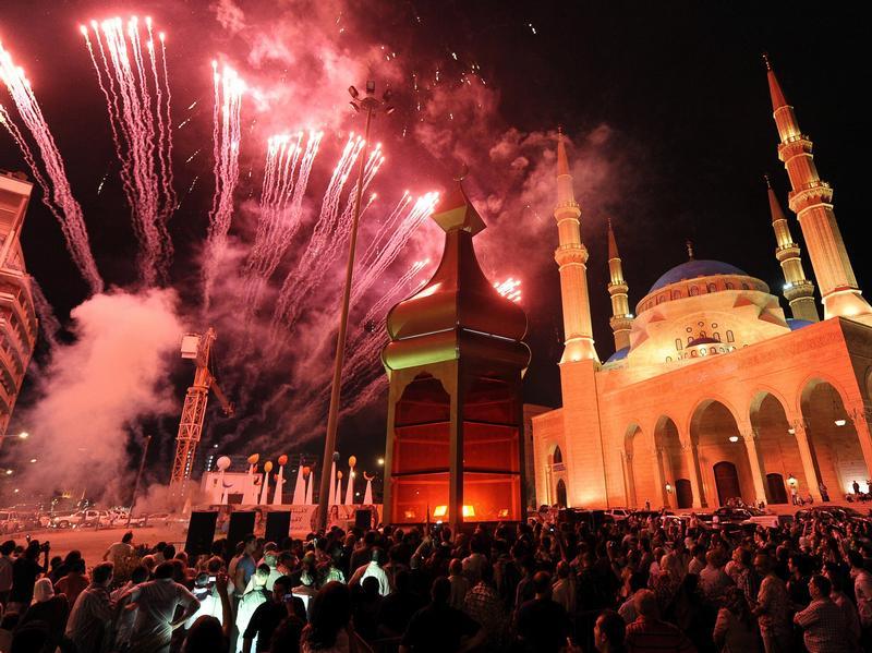 Wonderful Lebanon Eid Al-Fitr Decorations - beirut  Pictures_74465 .jpg
