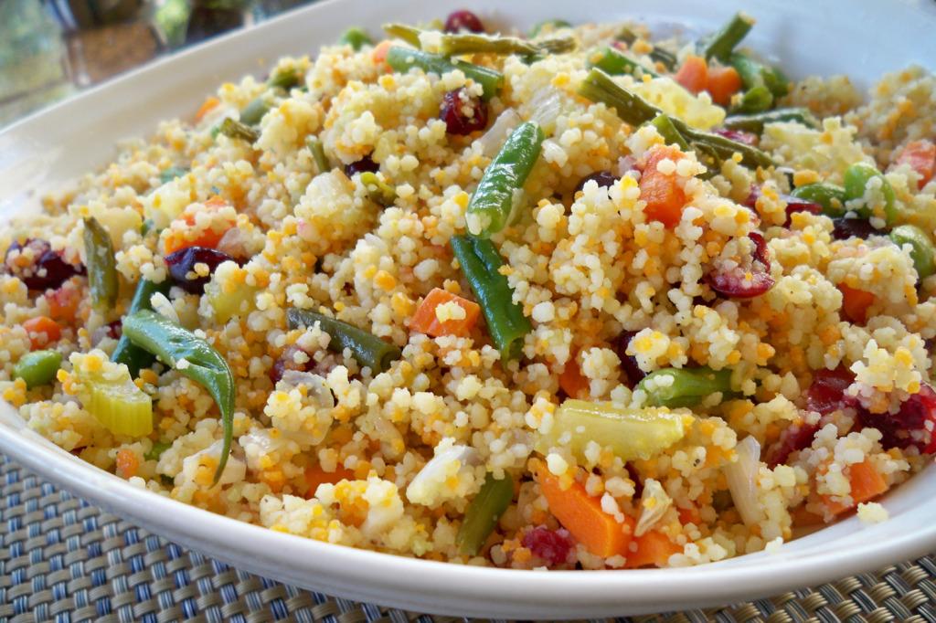 dish-of-couscous