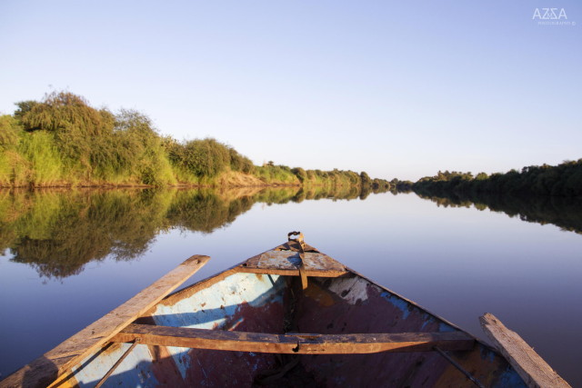 The Nile (Via)
