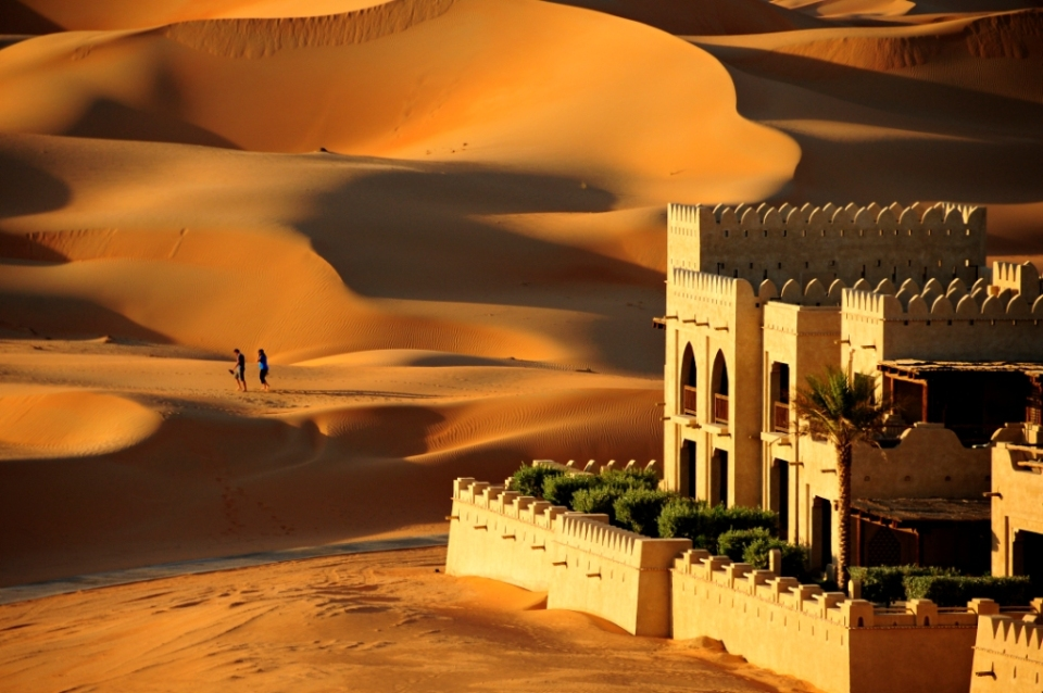 Top 5 Dubai Desert Getaways