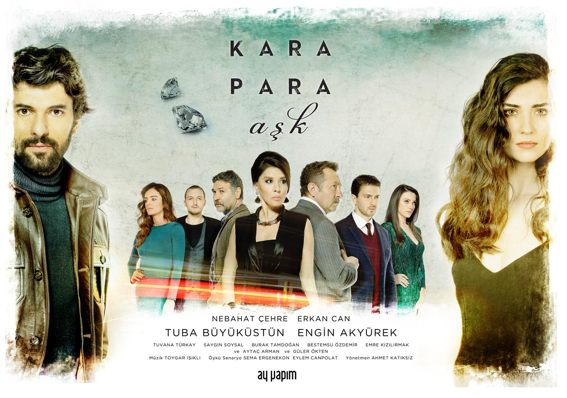 Why 'Kara Para Ask' (Black Money Love) Is THE Show to Watch