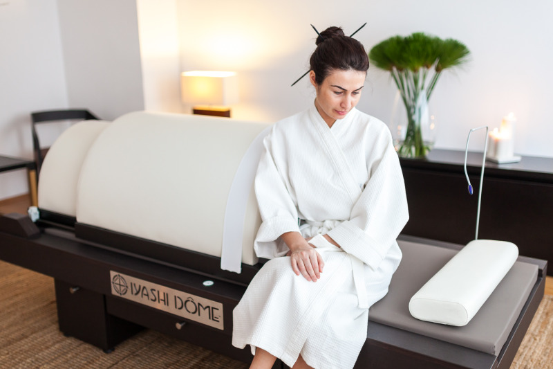The Iyashi Dome (No, Not a Sushi Roll): Body Cleansing in ...