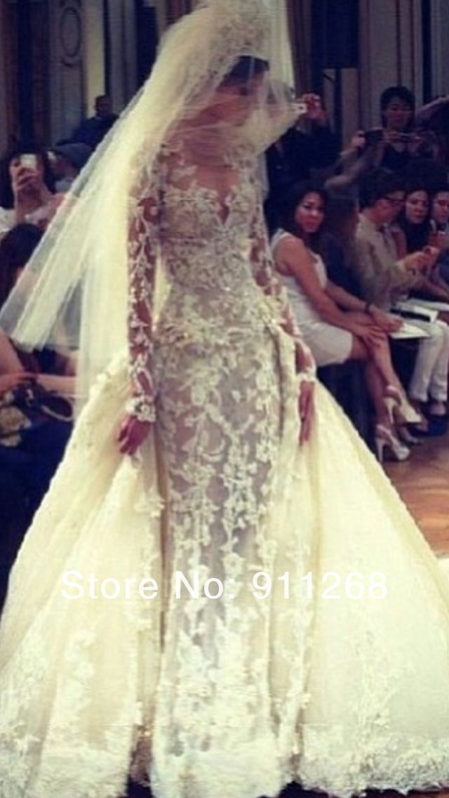 The top wedding dress designers in the middle east for Middle eastern wedding dresses