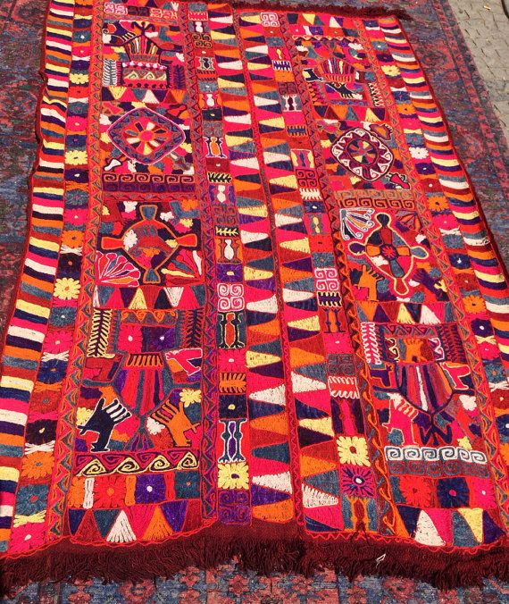 Beautiful Carpets Made In The Middle East