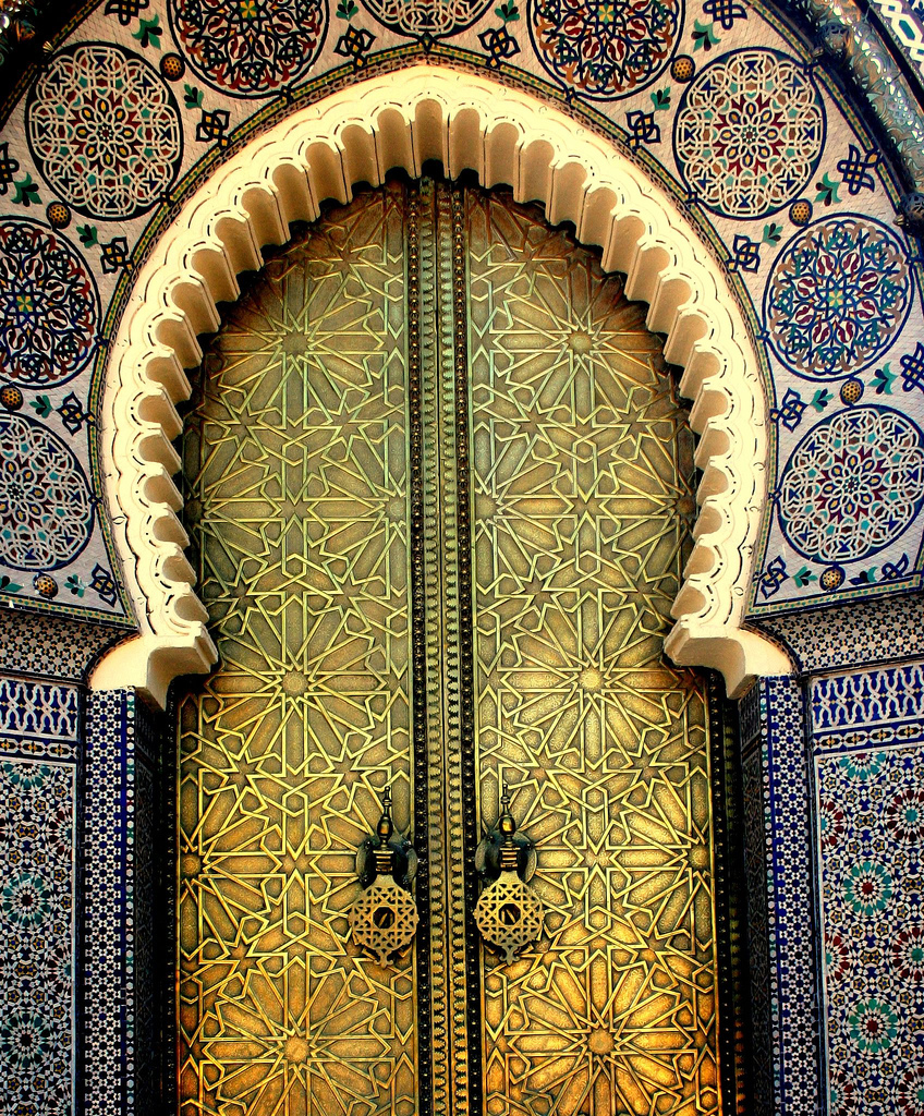 persia & Beautiful Doors in the Middle East that Seem to Lead to Other Worlds pezcame.com