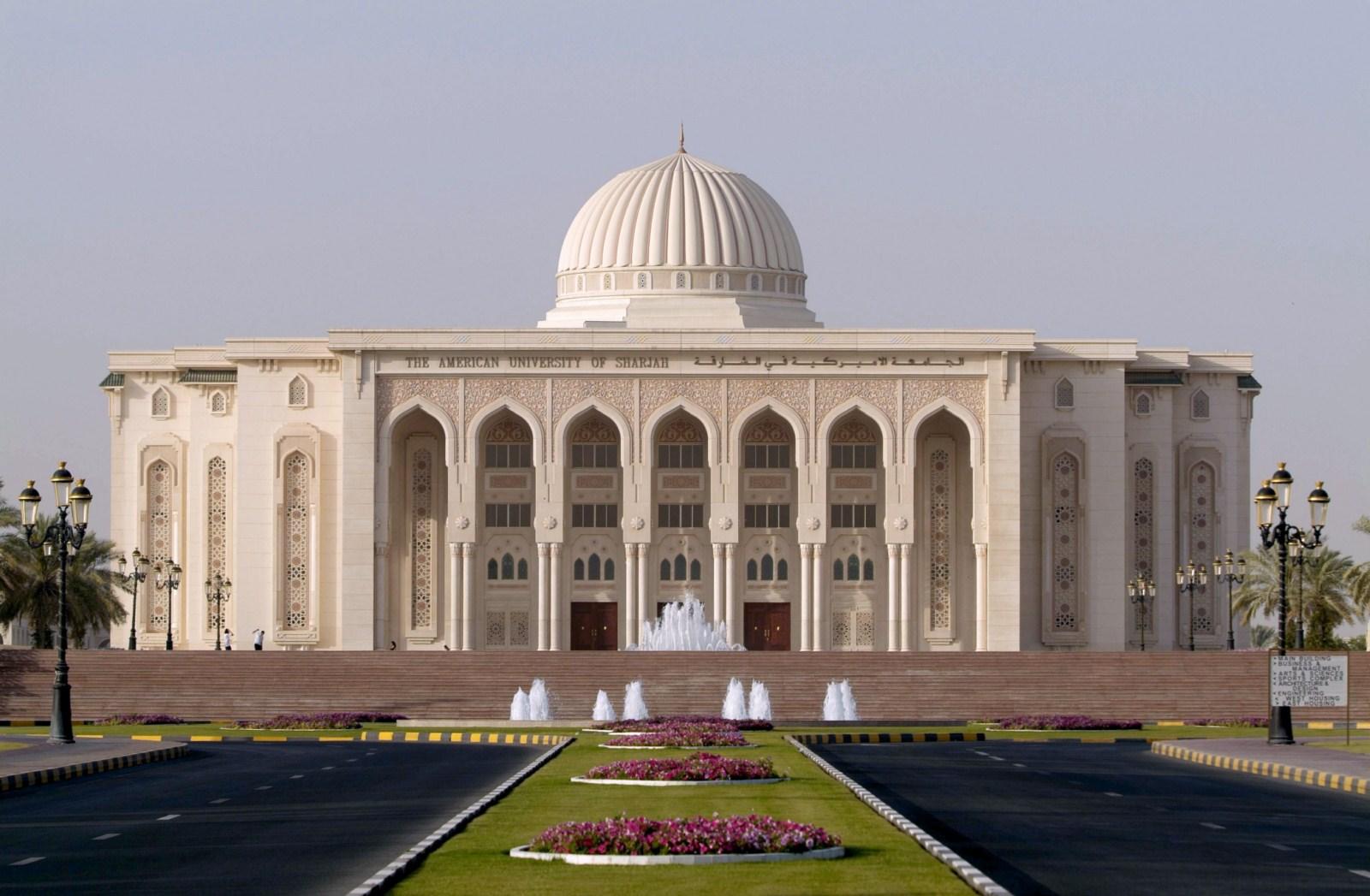 Sharjah Building
