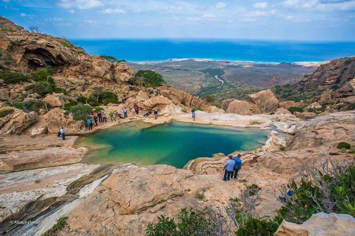 Socotra Island view (Abdulrahman Jaber/Via)