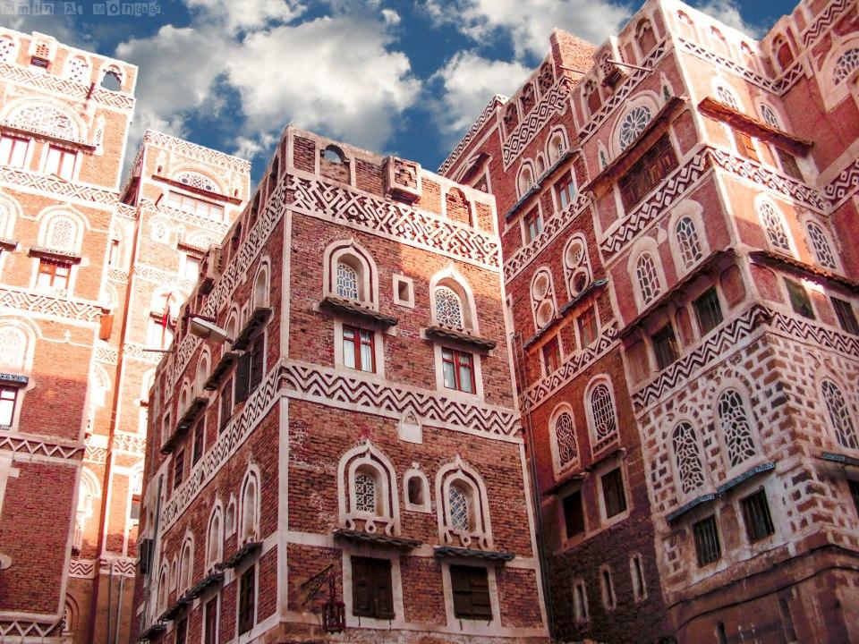 Old Sana'a (Amin Abo Monasar/flickr)