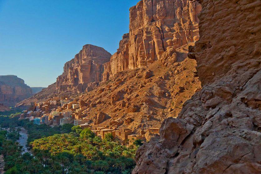Wadi Doan, Hadramaut (Anthony Pappone/Via)