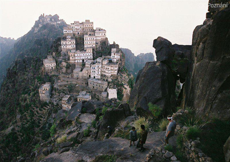 Haraz Mountains (Ashraf Al Kaini/Via)