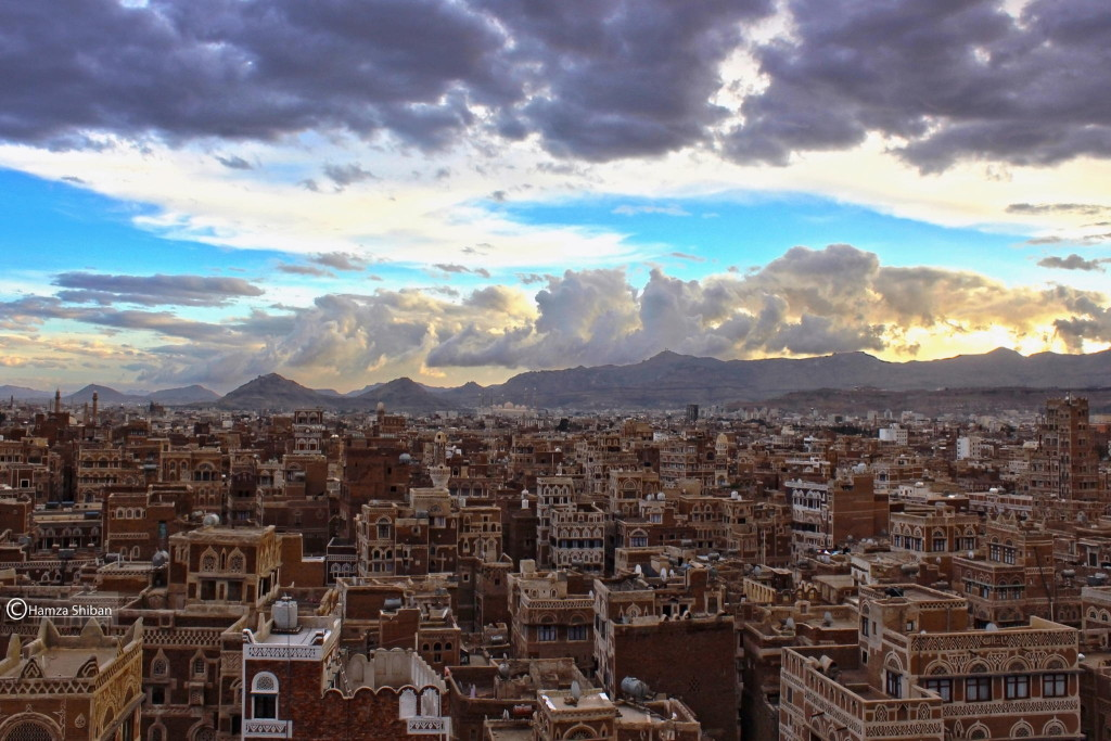 Sana'a (Hamza Shiban/500px)