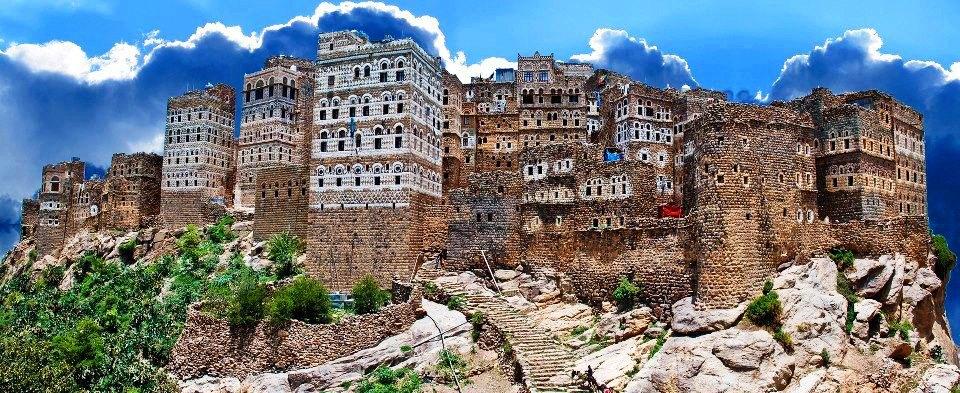 Sana'a (Haraz/Via)