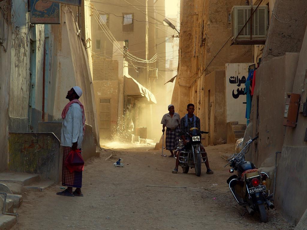 Shibam, Hadramaut (Martin Sojka/flickr)