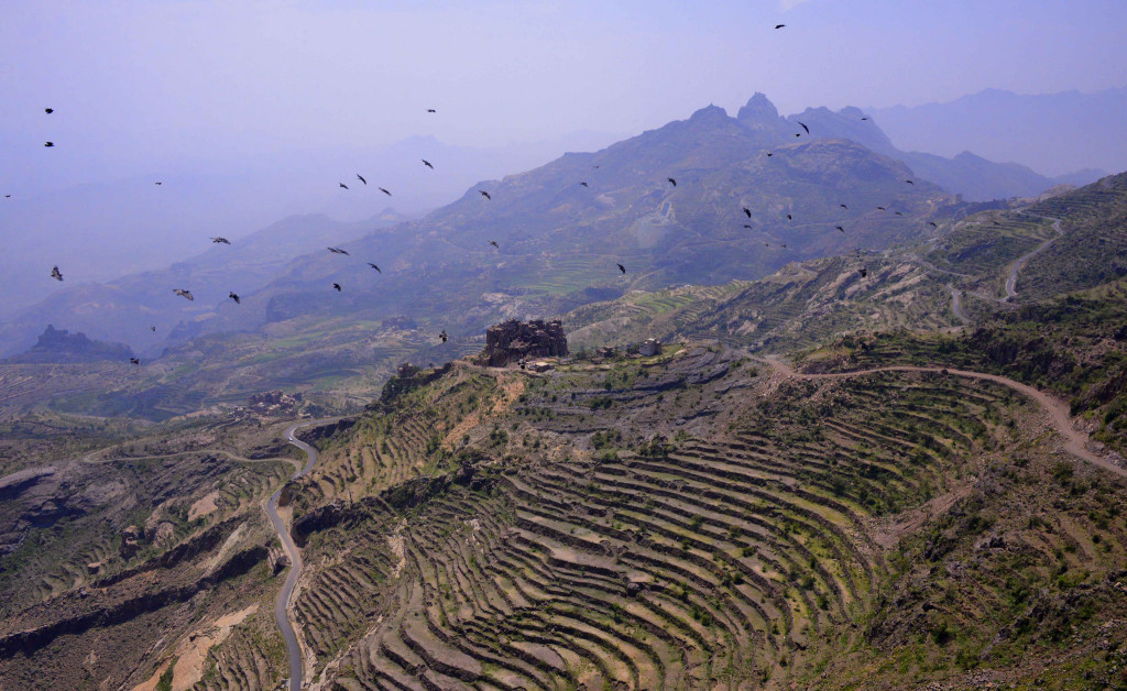 Haraz Mountains (Rod Waddington/flickr)