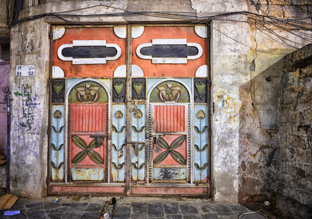 ...and gorgeous doors (Rod Waddington/flickr)