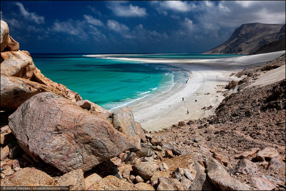 Socotra Island (Michail Vorobyev/Via)