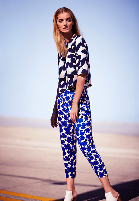 Trends We Love From H&M's Spring/Summer 2015 Collection