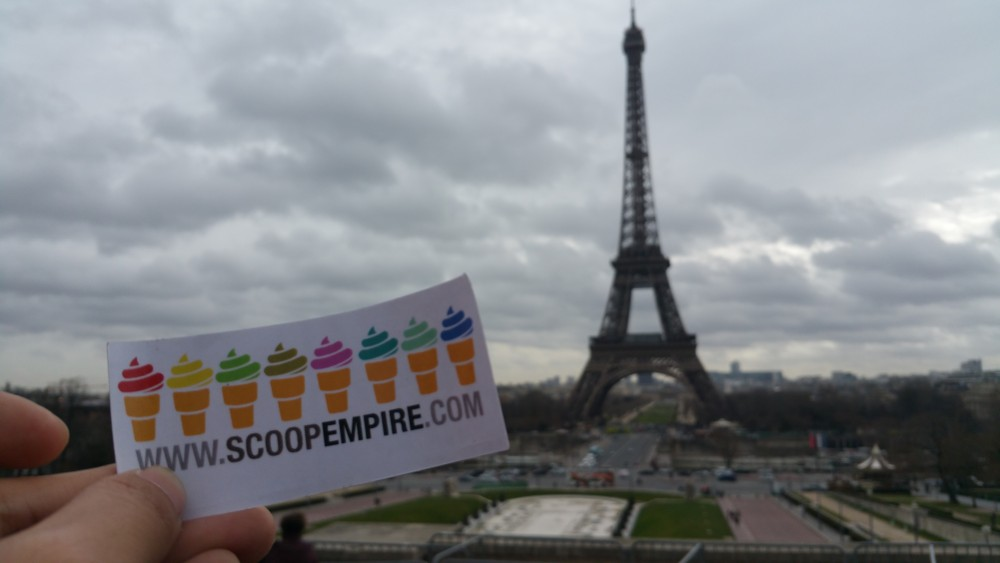 #ScoopTakesParis for #EtamLiveShow 2015 (Scoop Empire)
