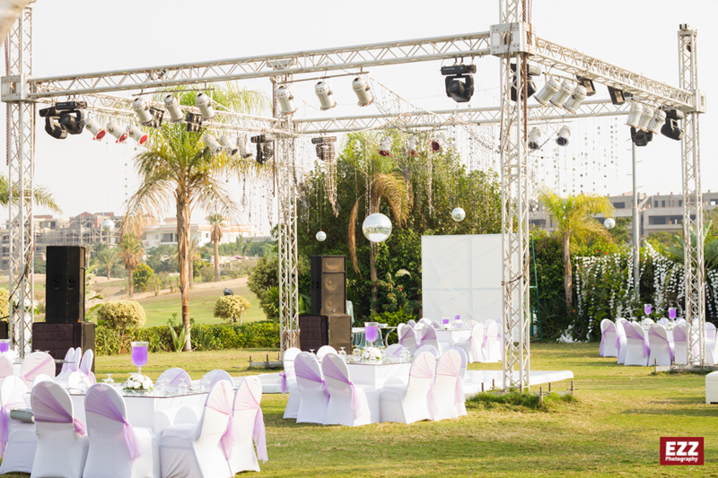 Gorgeous Outdoor Wedding Venues In Cairo
