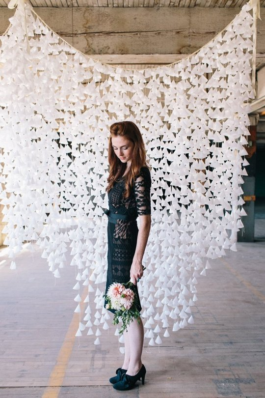 Diy 11 fascinating wedding backdrop ideas that are easy for Diy wedding decorations