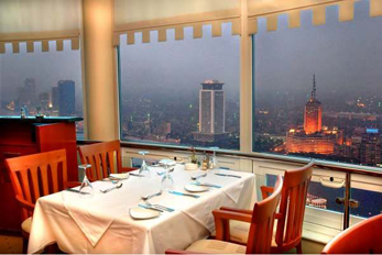 360 Revol Rest Cairo Tower