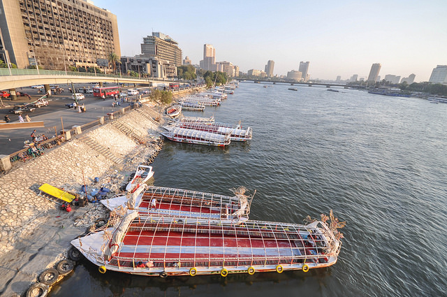 Photos To Remind You How Beautiful The Nile Is